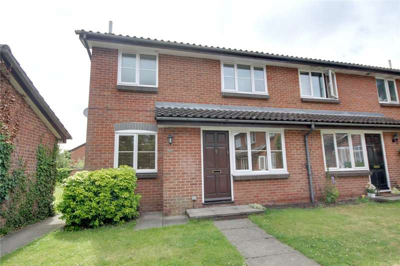 1 Bedroom End Of Terrace House for sale in Windermere Close, Egham, Surrey, TW20