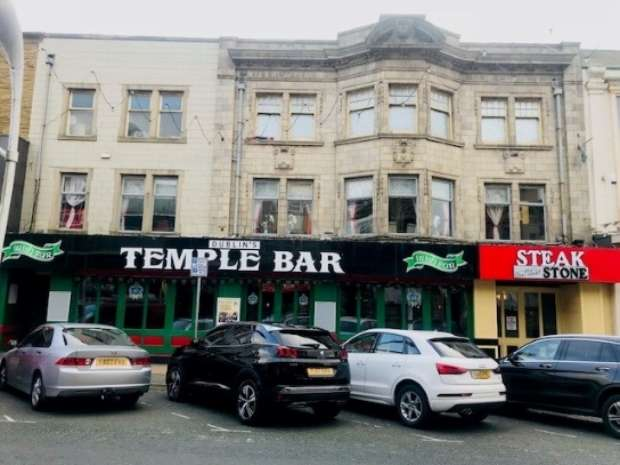 Property for sale in Clifton Street Town Centre Blackpool