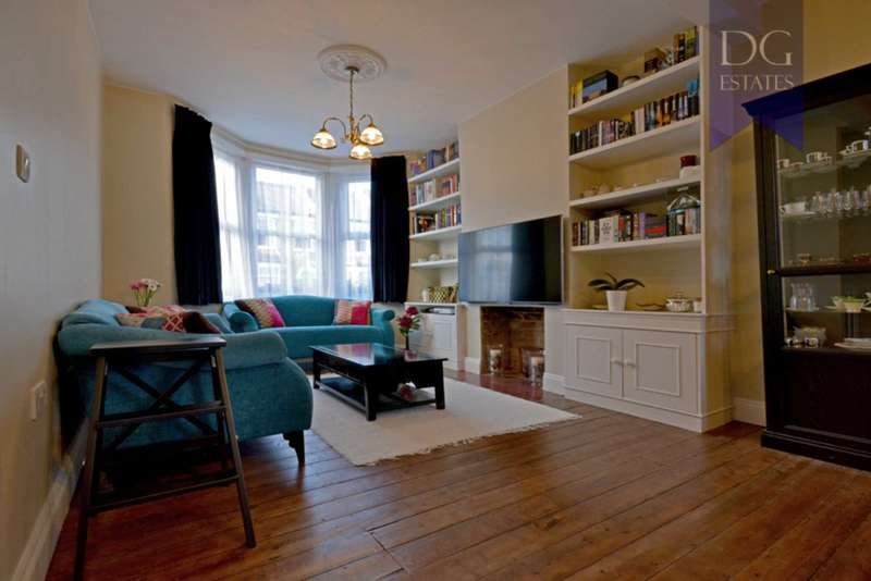 2 Bedrooms Terraced House for sale in Stanley Road, London