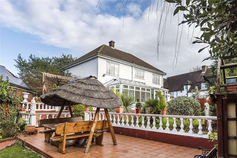 4 Bedrooms Detached House for sale in Jerviston Gardens, London, SW16