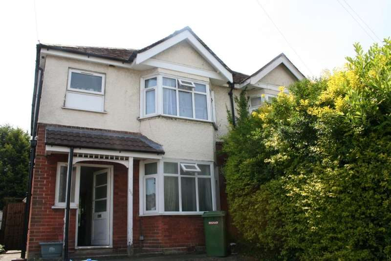5 Bedrooms Semi Detached House for rent in Burgess Road, Southampton, SO16
