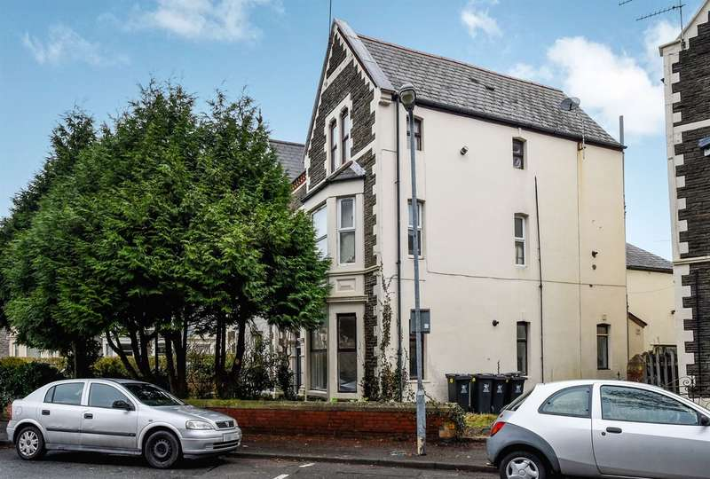 5 Bedrooms Flat for sale in St Johns Crescent, Canton, Cardiff