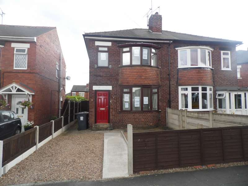 3 Bedrooms Semi Detached House for sale in Farndale Road Scawsby Doncaster