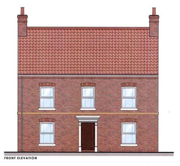 6 Bedrooms Detached House for sale in NEW HOUSE, NEWBRIDGE LANE, COVENHAM ST MARY, LOUTH