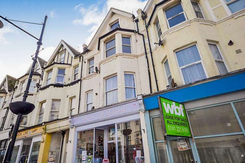 1 Bedroom Flat for rent in Sackville Road, Bexhill On Sea, TN39