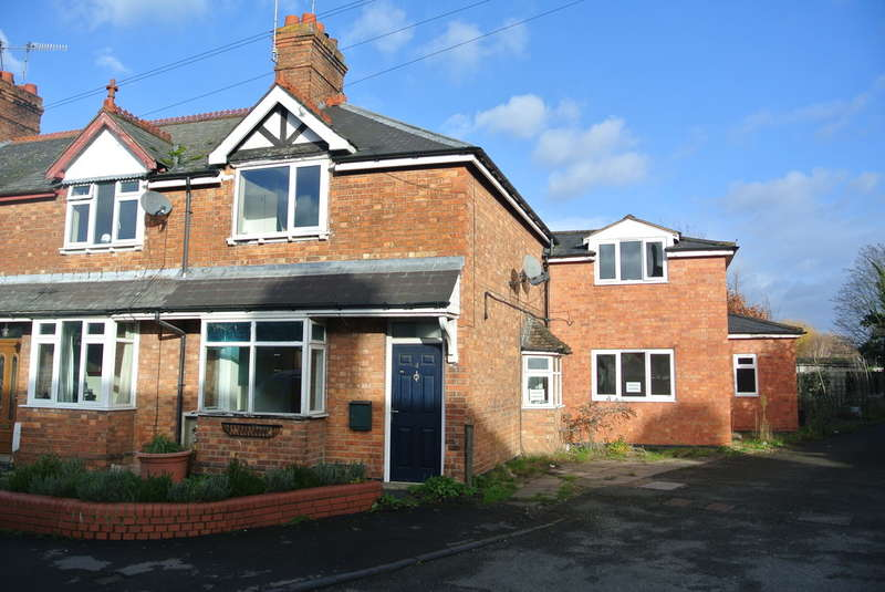 3 Bedrooms End Of Terrace House for sale in Lower Leys, Evesham
