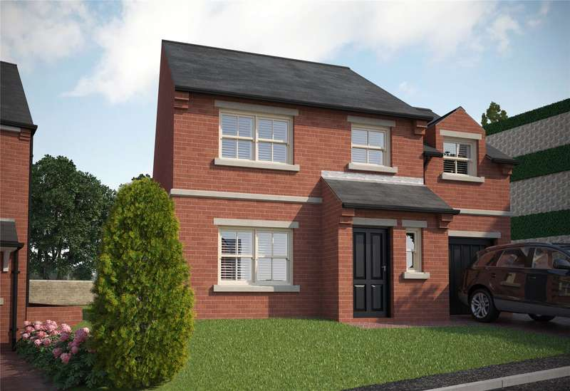 4 Bedrooms Detached House for sale in Church View, Bank End Road, Worsbrough, South Yorkshire, S70