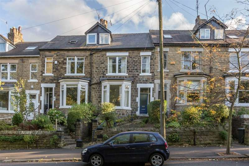 5 Bedrooms Terraced House for sale in Barkers Road, Nether Edge, Sheffield, S7