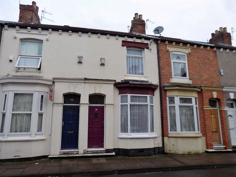 2 Bedrooms Terraced House for sale in Palm Street, Middlesbrough, TS1 3EE