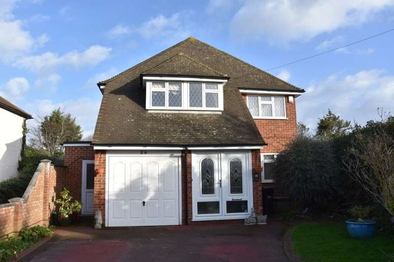 4 Bedrooms Detached House for sale in Shakespeare Way, Feltham, TW13
