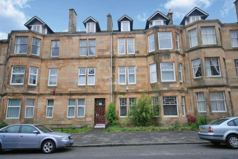 3 Bedrooms Ground Flat for sale in 0/2, 33 Melville Street, Pollokshields, Glasgow, G41 2JL