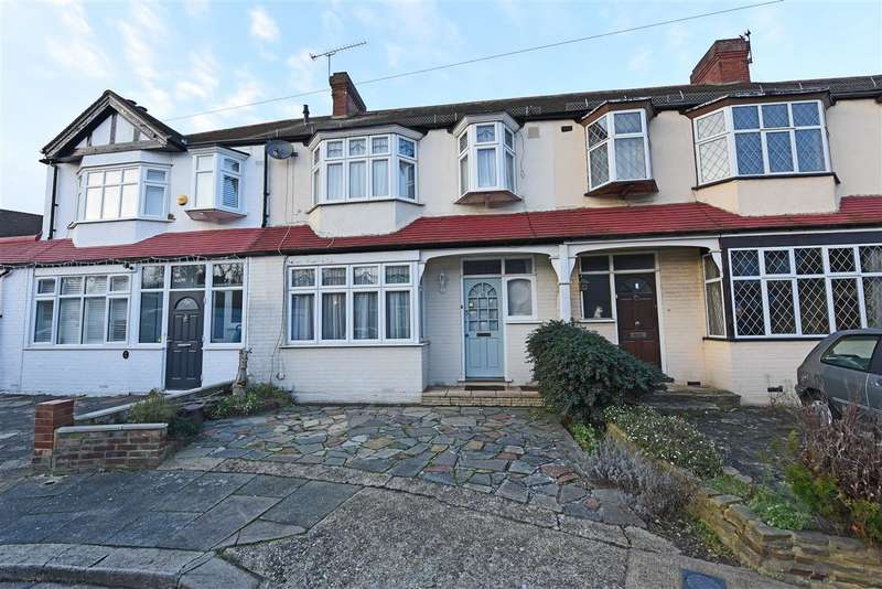 3 Bedrooms Terraced House for sale in Brook Close, Raynes Park, Raynes Park