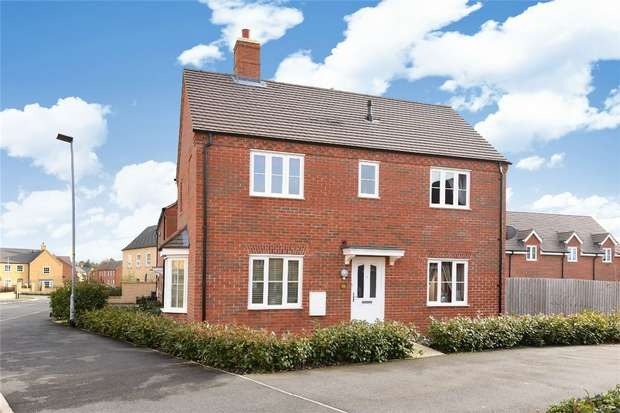 3 Bedrooms Semi Detached House for sale in Primrose Fields, Bedford