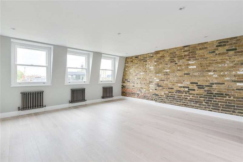 3 Bedrooms Flat for sale in Bishops Road, Fulham, London, SW6