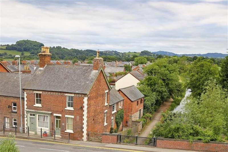 6 Bedrooms Country House Character Property for sale in  Caenant Apartment, North Road, Llanymynech, SY22