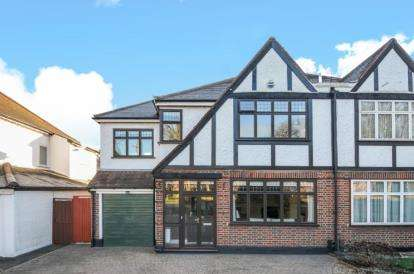 4 Bedrooms Semi Detached House for sale in Monks Orchard Road, Beckenham