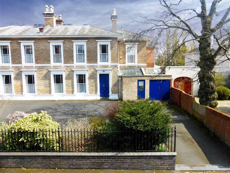 5 Bedrooms Semi Detached House for sale in Chad Road, Edgbaston