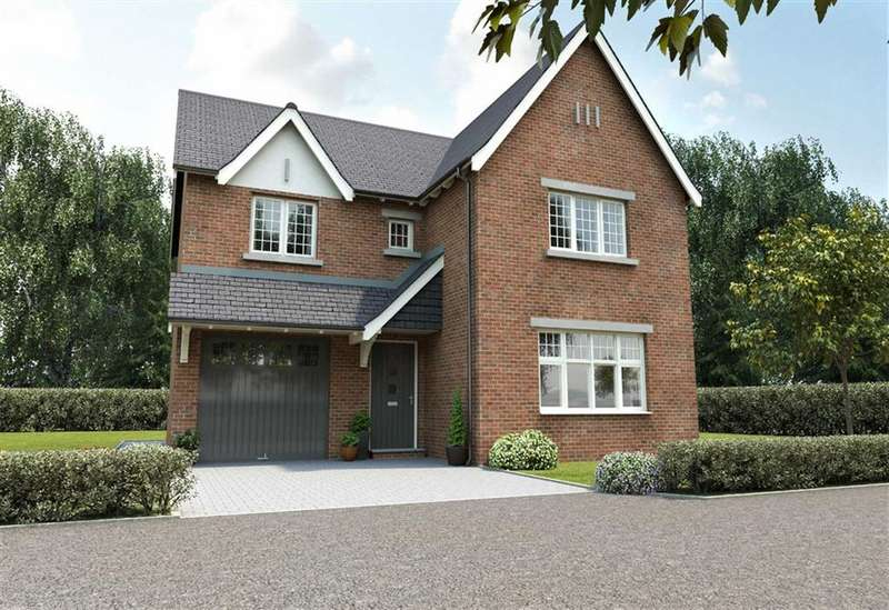 4 Bedrooms Detached House for sale in Harts Green Close, Quinton