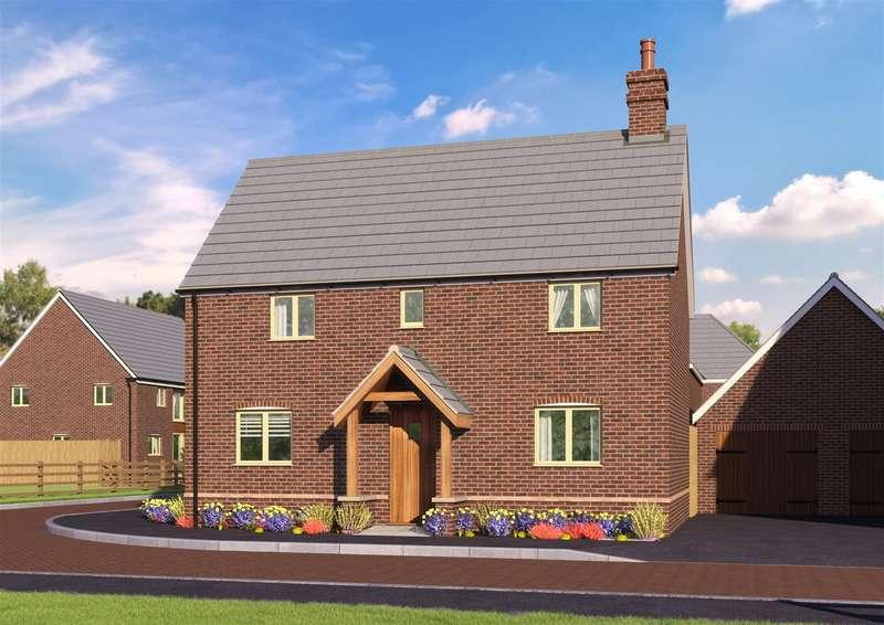 3 Bedrooms Detached House for sale in Kingsdown Road, Upper Stratton, Swindon