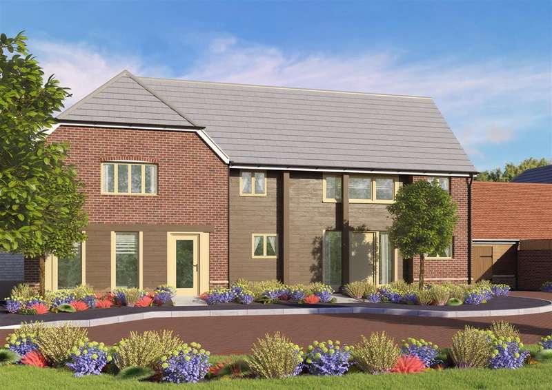 3 Bedrooms Semi Detached House for sale in Kingsdown Road, Upper Stratton, Swindon