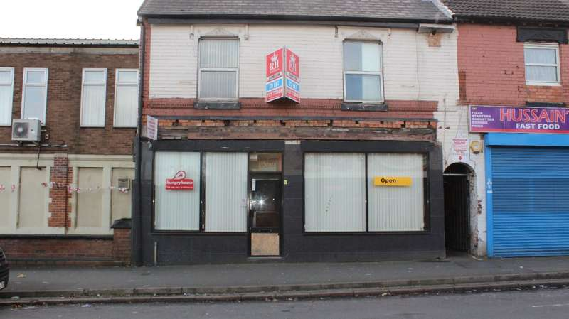 Restaurant Commercial for rent in Warwick Road, Birmingham, B11