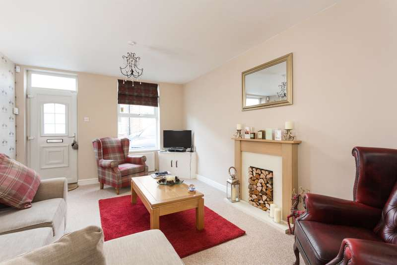 2 Bedrooms Terraced House for sale in Argyle Street, York, YO23 1DW