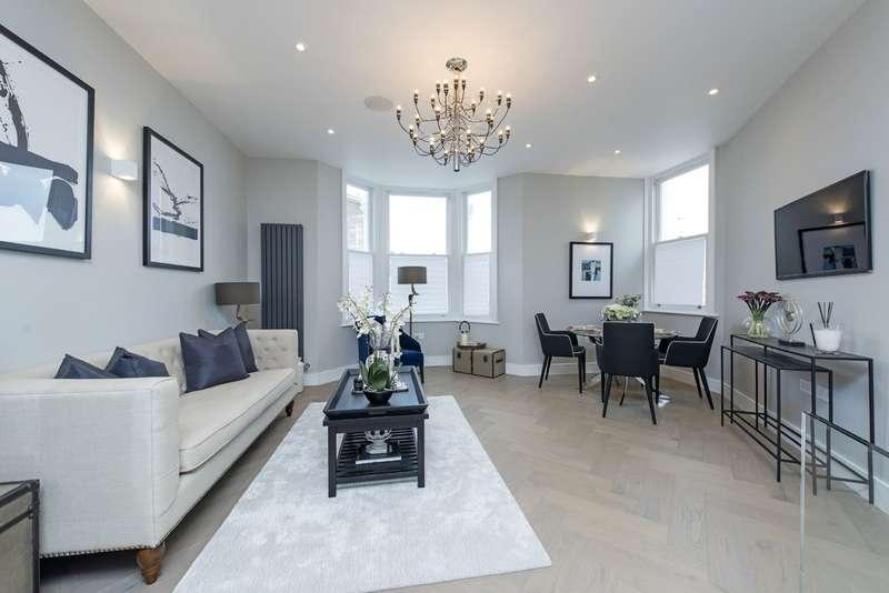 2 Bedrooms Flat for sale in Lavender Sweep, Battersea, London