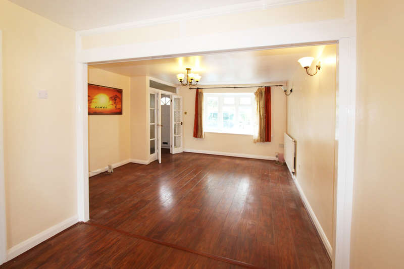 4 Bedrooms Semi Detached House for rent in Western Road, Sutton