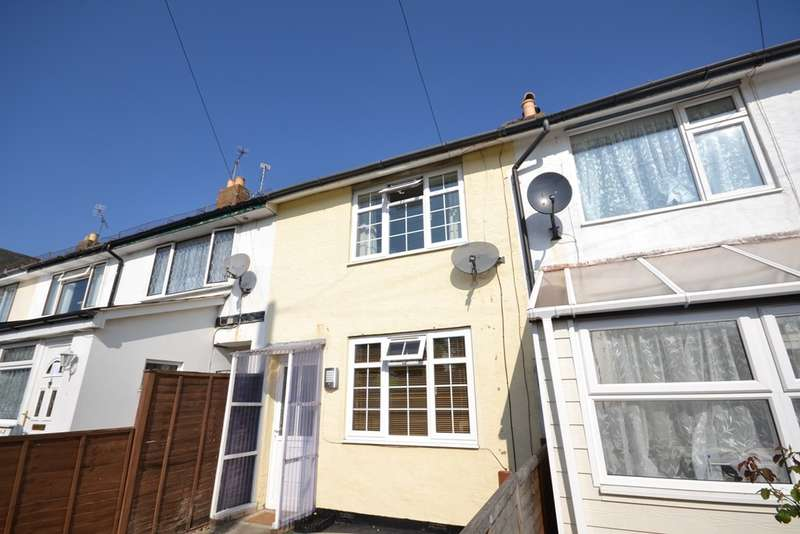 2 Bedrooms Terraced House for rent in Chesham Terrace, Off Avenue Road, Sandown