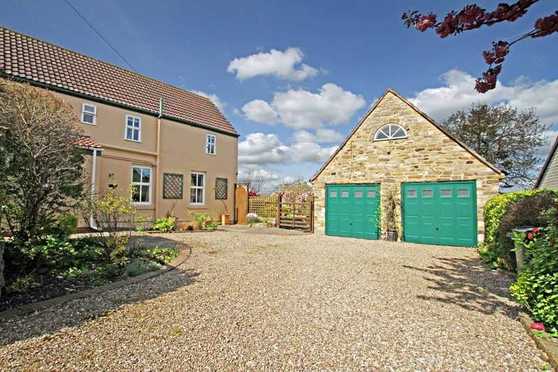 3 Bedrooms Cottage House for sale in North Lea Cottage, Wadworth