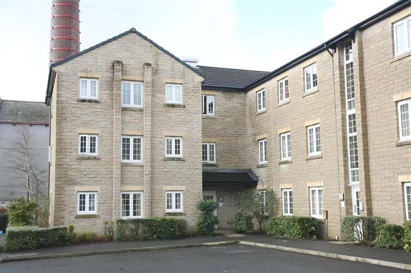 2 Bedrooms Apartment Flat for sale in Langwood Court, Haslingden, Rossendale