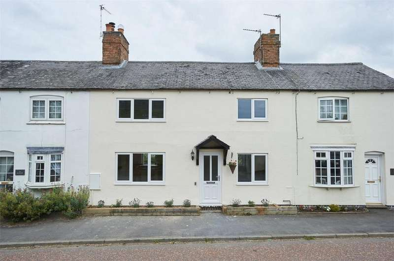 3 Bedrooms Cottage House for sale in Main Street, Kilby, Wigston, Leicestershire