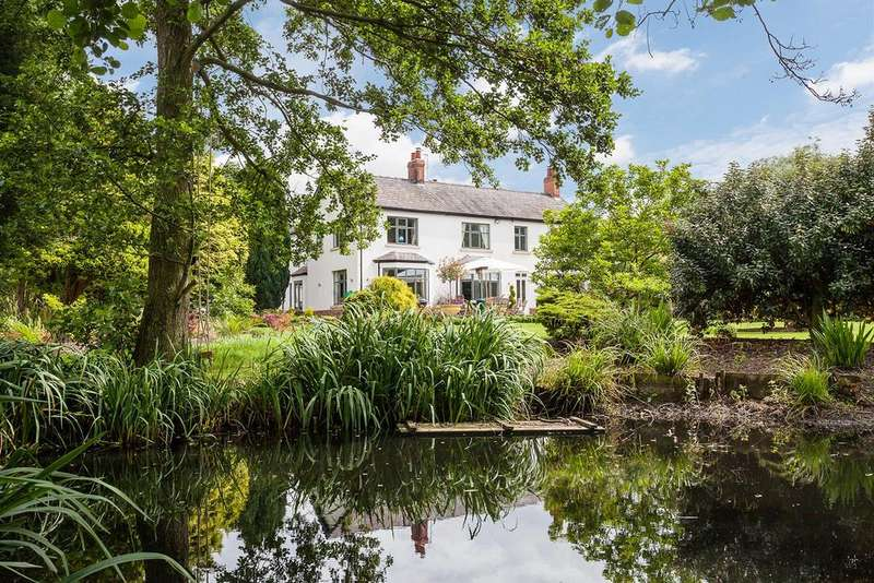 4 Bedrooms Detached House for sale in Holmes Chapel Road, Allostock