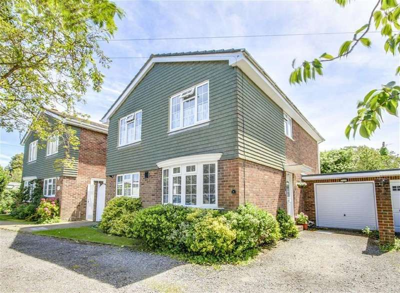 4 Bedrooms Detached House for sale in Grove Road, Seaford