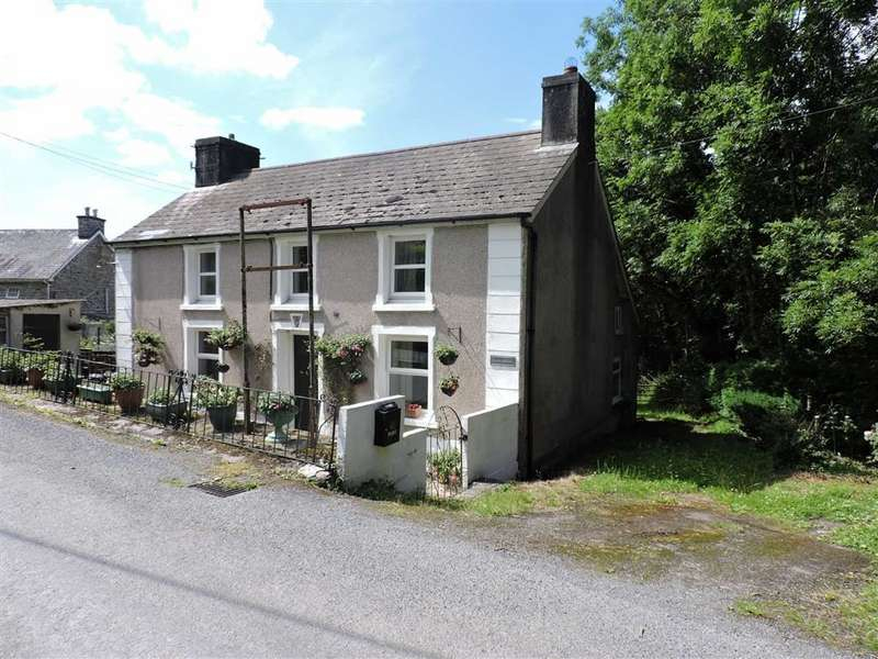 4 Bedrooms Cottage House for sale in Abermeurig, Lampeter