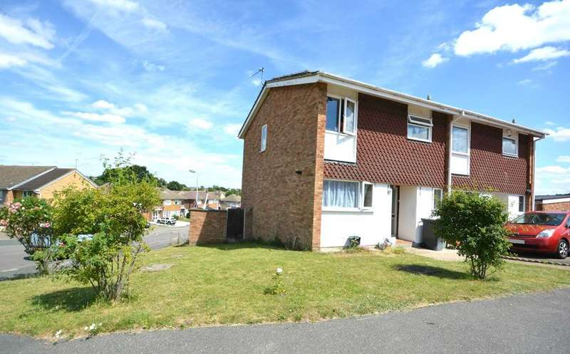 3 Bedrooms End Of Terrace House for sale in Godlings Way, Braintree, Essex, CM7