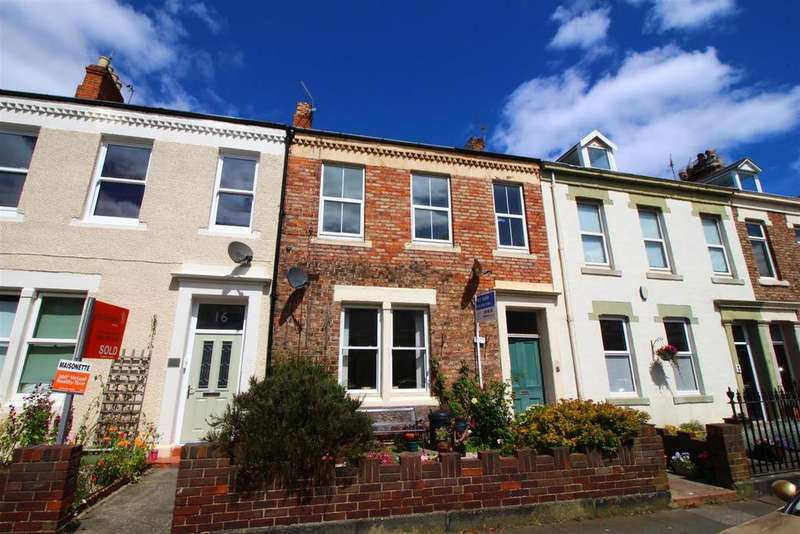 2 Bedrooms Flat for sale in Prudhoe Terrace, Tynemouth