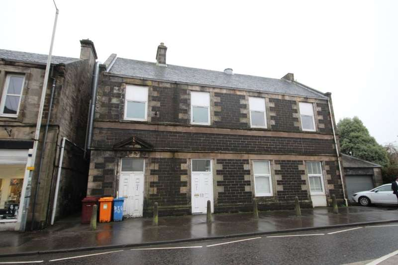 4 Bedrooms Flat for sale in High Street, Leslie, Glenrothes, KY6