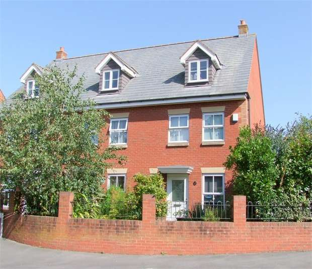 3 Bedrooms End Of Terrace House for sale in Budleigh Salterton, Devon
