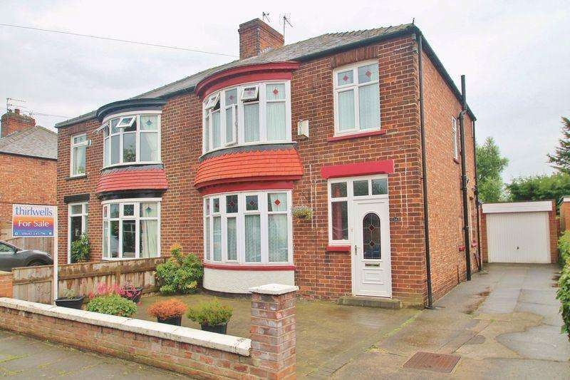 3 Bedrooms Semi Detached House for sale in Kirkgate Road, Linthorpe