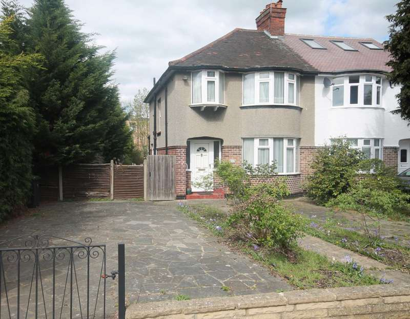 3 Bedrooms Semi Detached House for sale in Clarence Avenue, New Malden