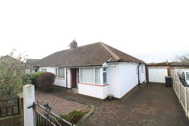 2 Bedrooms Bungalow for sale in Beck Road, Carlisle, Cumbria, CA2 7QL