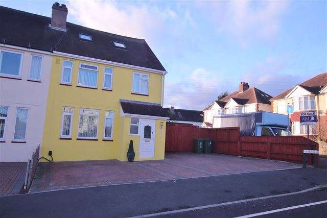 5 Bedrooms End Of Terrace House for sale in Parr Road, Cosham, Portsmouth, Hampshire, PO6 3NT