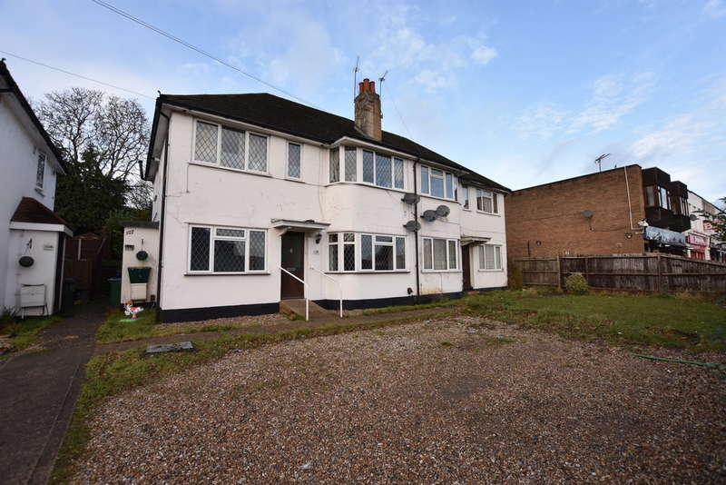 2 Bedrooms Maisonette Flat for sale in Courtlands Drive, Watford