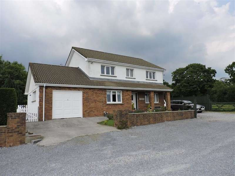 5 Bedrooms Detached House for sale in Greenfield Road, Twyn