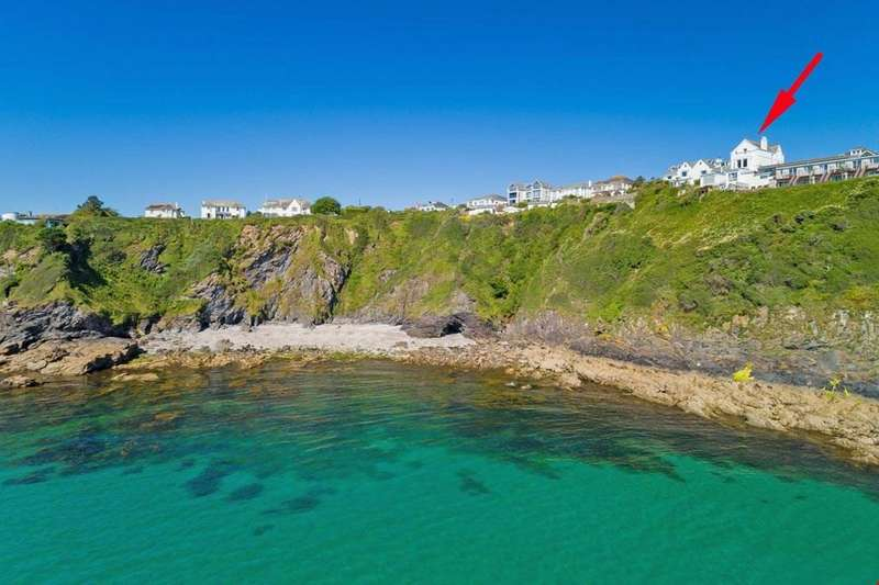 3 Bedrooms House for sale in Mevagissey, Cornwall, PL26