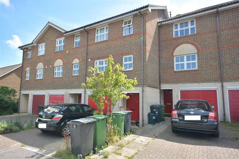4 Bedrooms Terraced House for sale in Redmayne Drive, Hastings