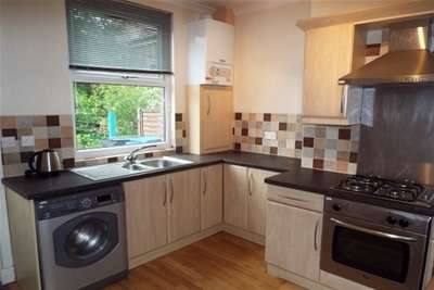 2 Bedrooms Terraced House for rent in Windermere Road, Abbeydale, S8 0UP