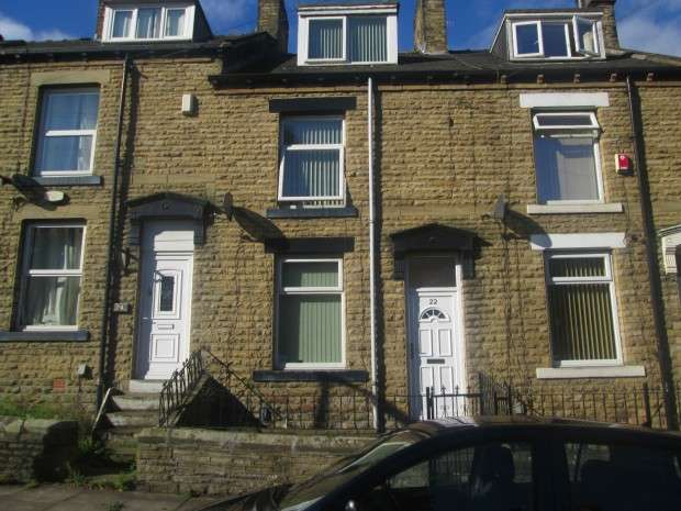 4 Bedrooms Terraced House for rent in Balfour Street, East Bowling, BD4