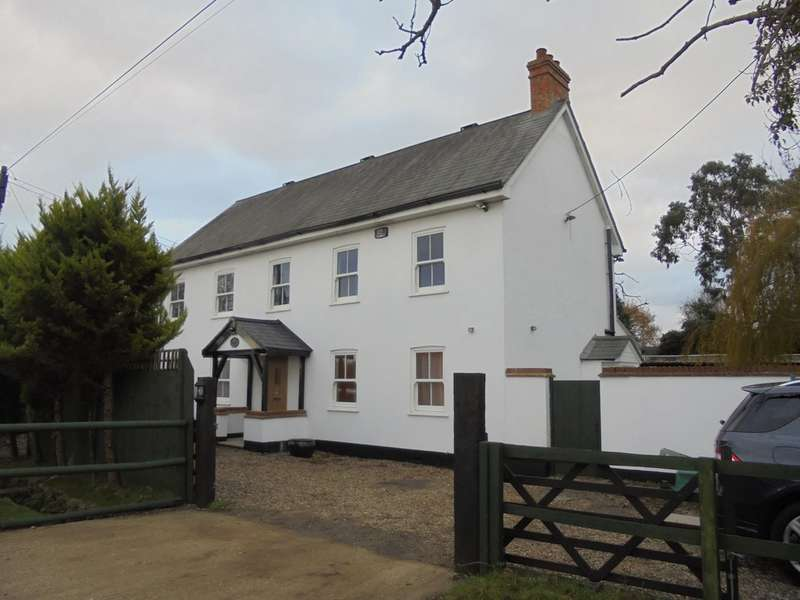 5 Bedrooms Detached House for sale in Drift Road,Maidenhead